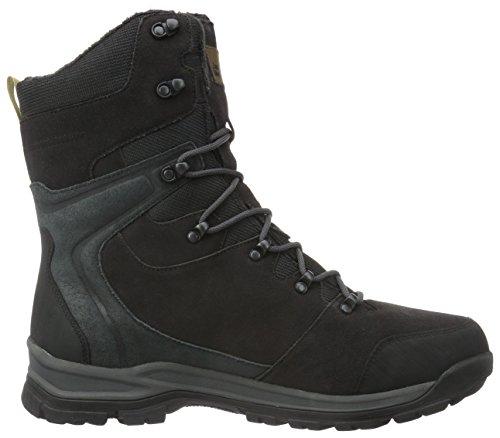 Jack Wolfskin Glacier Bay Texapore High M, Chaussures de Randonnée Hautes Homme Gris (Phantom 6350)