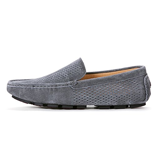 Fashion Master II , Herren Mokkasins 3 Grey
