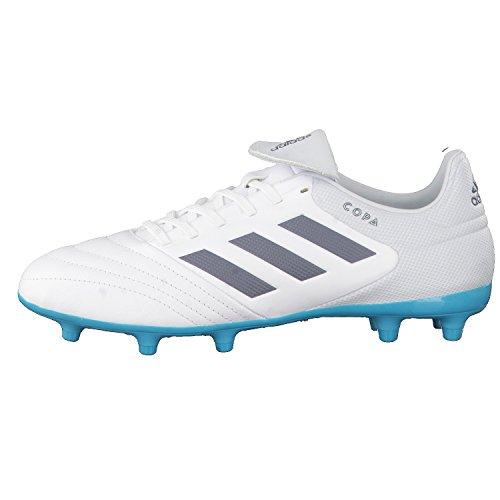 adidas Copa 17.3 Fg, Scarpe da Calcio Uomo Bianco (Footwear White/onix/clear Grey)