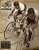 but et club le miroir des sports no 521 du 04 07 1955 bobet et coppi au coude a coude sur la piste rose