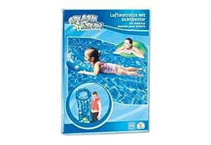 the toy company ttc splash fun 39 aqua 39 luftmatratze mit sichtfenster 0018530. Black Bedroom Furniture Sets. Home Design Ideas