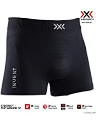 X-Bionic Invent Light Boxer Shorts Men, Uomo, Opal Black/Arctic White, L