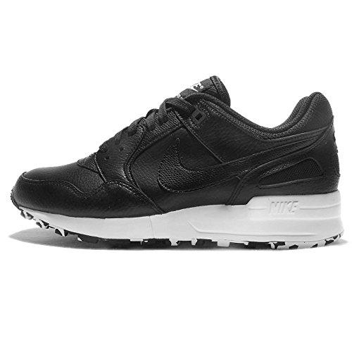Nike, Jungen Babyschuhe - Lauflernschuhe GRIS/BLANC/BLEU Black