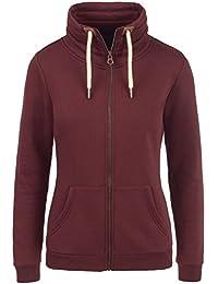 DESIRES VickyZipper Women's Sweater Zip Jacket