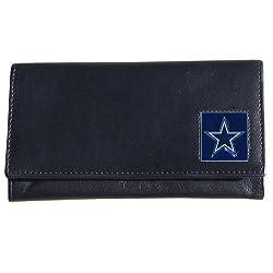 NFL Dallas Cowboys Women's Leather Wallet