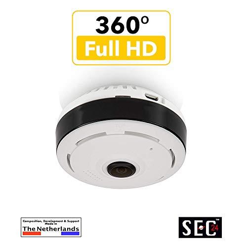 SEC24 CAM350 - Cámara de vigilancia IP inalámbrica - para Interiores