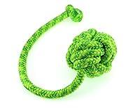 Jouet balle wurf Vert/Jaune 10mm