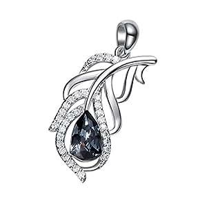 Echt 925 Sterling Silber Ohrringe Ohrhänger Zirkonia crystal Tropfen Nr 404