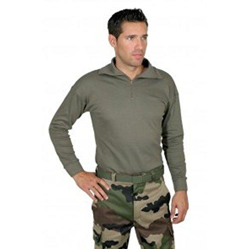 chemise-militaire-f1-coton-kaki-ou-noir-noirkaki-kaki-xxl