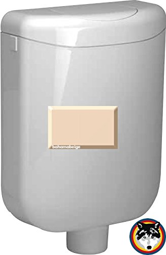 Pagette WC Spülkasten 6 liter Farbe bahamabeige