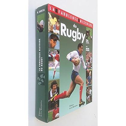 RUGBY. Nouvelle édition 1993