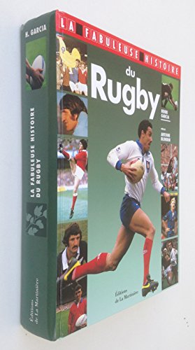 RUGBY. Nouvelle édition 1993