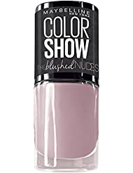 MAYBELLINE COLOR SHOW BLUSHED NUDES DUSTY ROSE 447 7ML