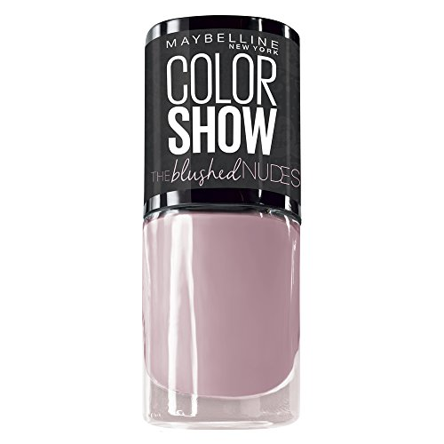 Maybelline New York Color Show Vernis à ongle à séchage rapide Couleur chair