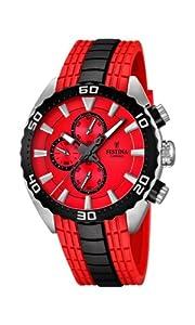 Reloj Festina F16664/5 de cuarzo para hombre con correa de caucho, color multicolor de f16664-5