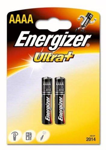 20 Energizer AAAA Alkaline-Batterien, 1,5 V, 10 Stück -