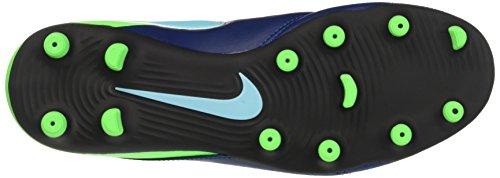 Nike  Tiempo Rio Iii Fg, Chaussures de foot pour homme Bleu