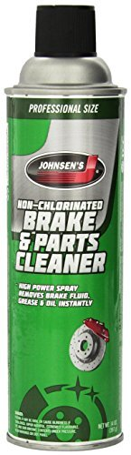 Johnsen's 2413 Non-Chlorinated Brake Parts Cleaner - 14 oz. by Johnsen's