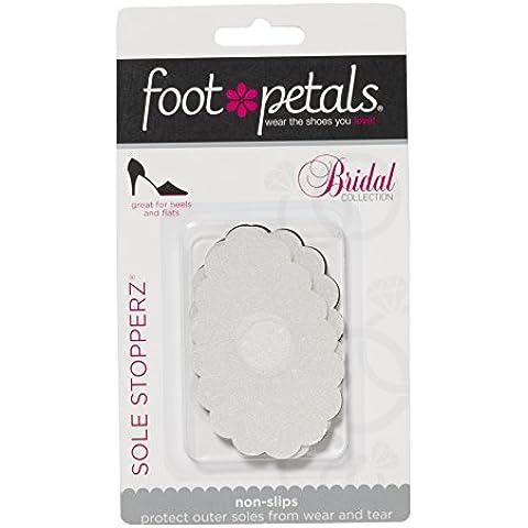 Suola Stopperz BRIDAL-Petali, con piede antiscivolo per