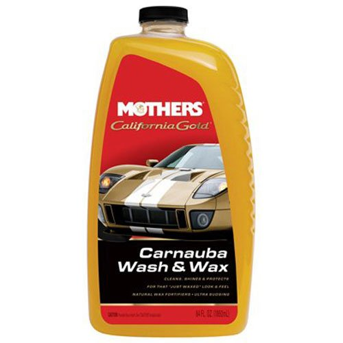 mothers-mo-05674-california-gold-carnauba-wash-and-wax-car-shampoo