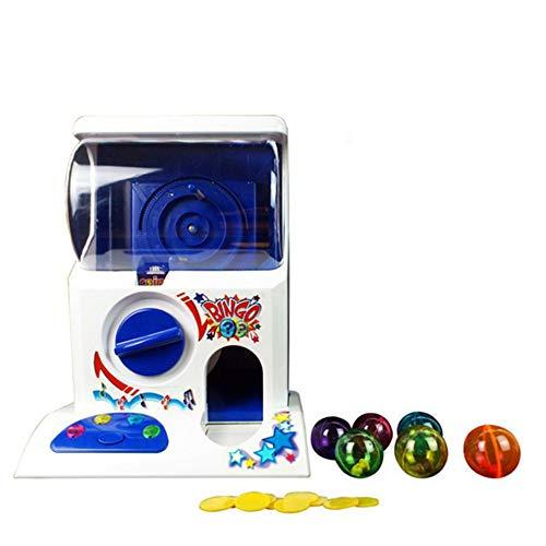 ADZPAB Kapselmaschine verdrehte Ei fangen Puppe Maschine Unterhaltungsmaschine Baby Candy Mini Game...