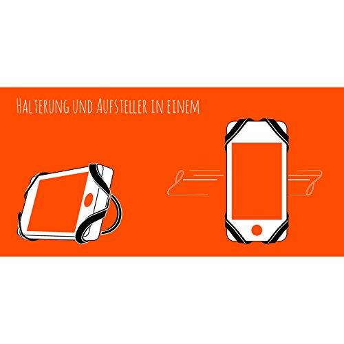 Rubberman Universal Fahrrad Smartphone-Halterung - 6