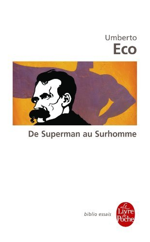 De Superman Au Surhomme [Pdf/ePub] eBook