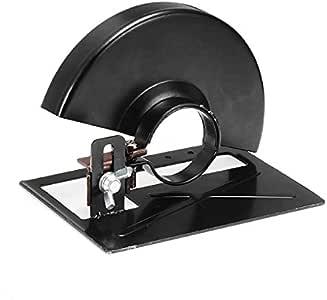 Meuleuse d/'angle machine de découpe Support En Métal De Sécurité Guard Shield outil de conversion