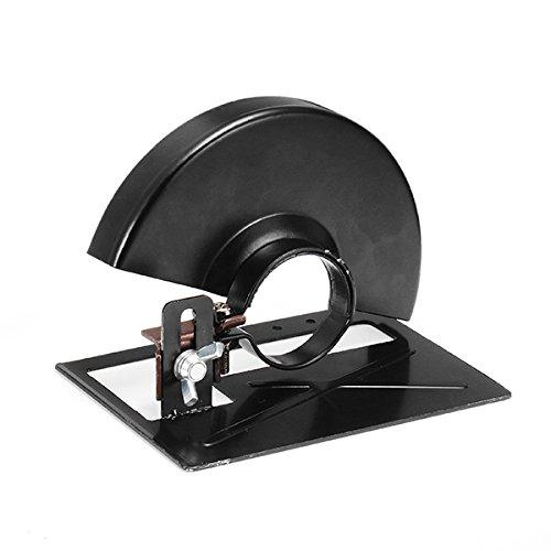 Yingte Winkelschleifer Halterung, 125mm Winkelschleifer Halterung mit Cover Winkelschleifer in Cutting Maschine