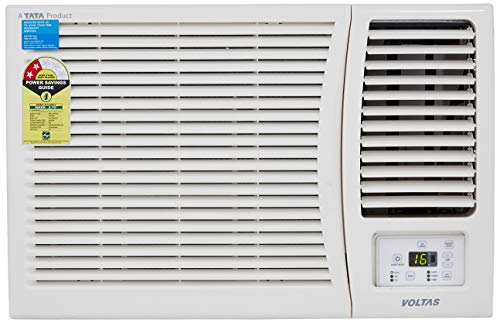 Voltas 2 Ton 2 Star Window AC (Copper, 242 DZC, White)