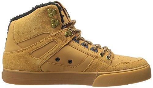 DC - Spartan High Wc Wnt, Sneaker alte Uomo Marrone