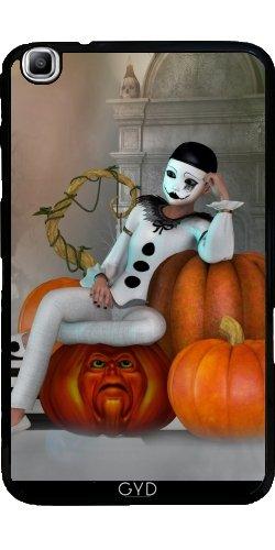Hülle für Samsung Galaxy Tab3 8.0 SM-T310 - Pumkin Clown by (Pics Scary Clowns)