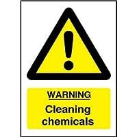 Unbekannt l851Warning Cleaning Chemicals Sign preisvergleich bei billige-tabletten.eu