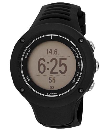 Suunto Digital Black Dial Unisex Watch - SS020654000