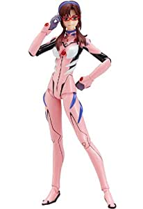 Rebuild of Evangelion: 2.0 You Can (Not) Advance Makinami Mari Illustrious New Type Plug suit figma Action Figure