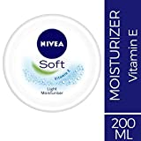 Nivea Soft Light Moisturiser, 200ml