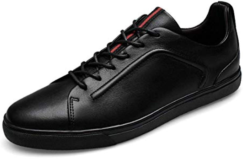 Qiusa Boy's Men Daily nero nero nero scarpe da ginnastica da Uomo UK 11 (Coloreee   -, Dimensione   -) | Ideale economico  | Uomo/Donna Scarpa  1da221
