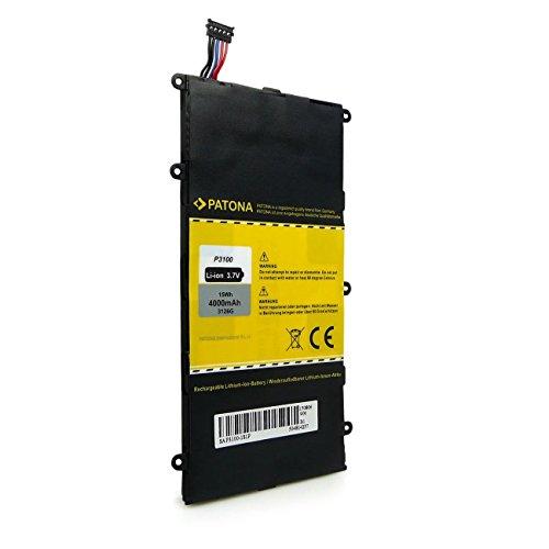 PATONA Akku SP4960C3B für Samsung Galaxy Tab 2 7.0 P3100 P3110 P3113 P3120 GT-P3100 GT-P3110 GT-P3113 GT-P3113TSR Gt-p3113 Tablet