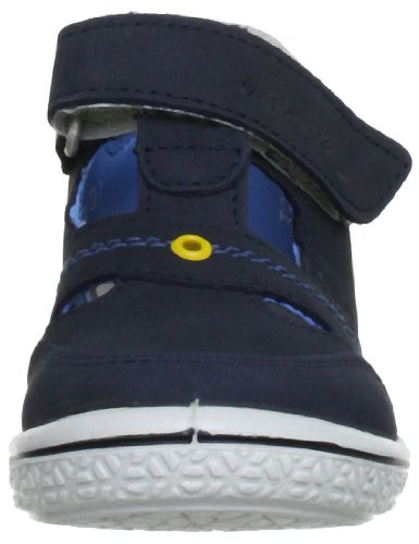 Ricosta BASTI(M) 2520300 Baby, Sandali primi passi bambino Blu (Blau (SEE 174))