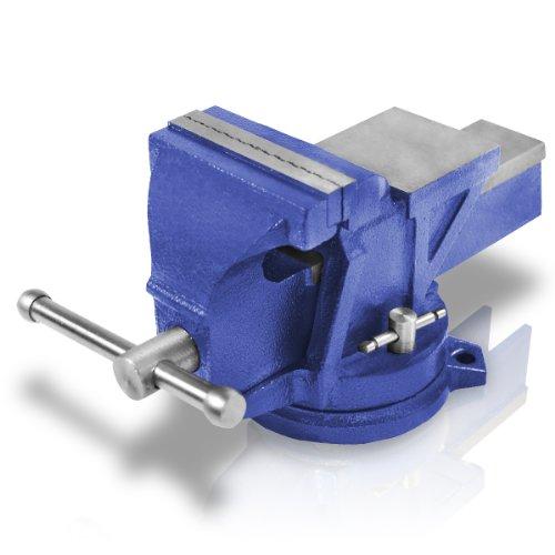 Berlan Parallel - Schraubstock 100mm - 7 kg / drehbar