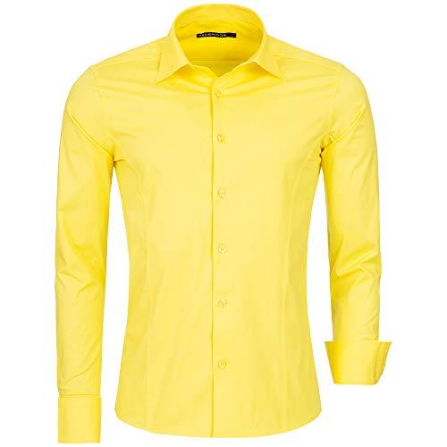 - Gelb Körper Anzug