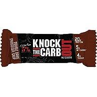 Preisvergleich für Rich Piana Knock The Carb Out Keto Riegel Double Dark Chocolate Chip 68 g by 5% Nutrition (1)