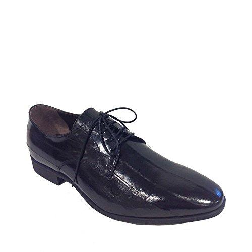 Nero Giardini 2011 Lace Shoes Homme Noir - Nero