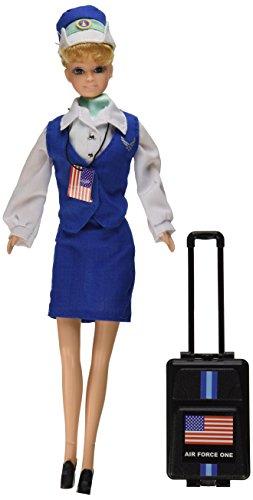 Flight Attendant Dolls DA350 Air Force One Flight Attendant de poup-e