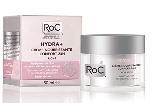 ROC Hydra+ Crème Nourrissante Confort 24 h Riche