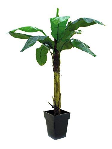 Unbekannt Bananenbaum, 220cm, Kunstpflanze