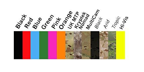 Onie Hunde 'Simply The Best' Messing Half Check Hund gehorsamkeitstraining Martingale Halsband UK Made (Grün Martingal)