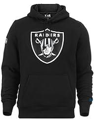 "New Era ""NFL Team Logo Oakland Raiders"" Hoodie - black"