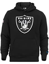 "New Era ""NFL Team Logo Oakland Raiders"" Hoodie - black"