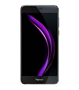 "Honor 8 Smartphone 4G LTE, Display 5.2"" IPS LCD, Octa-Core HiSilicon Kirin 950, 32 GB, 4 GB RAM, Doppia Fotocamera 12 MP, Nero"